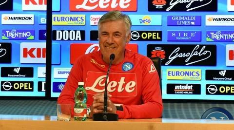 """Ancelotti: """"Sono molto emozionato"""""""