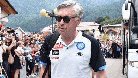 """Ancelotti: """"Sono qui per vincere"""""""