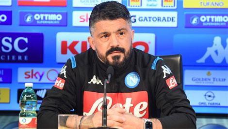 """Gattuso: """"A Cagliari ci sarà da soffrire"""""""