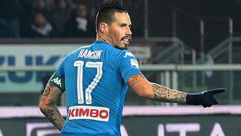"""Hamsik: """"Testa già al Bologna"""""""