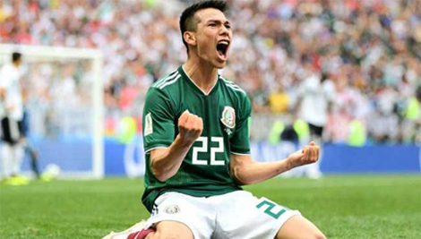 Lozano arriverà martedì