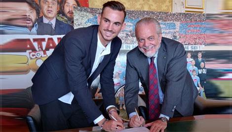 UFFICIALE: Fabian Ruiz al Napoli