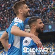 Il Napoli risorge in Coppa Italia