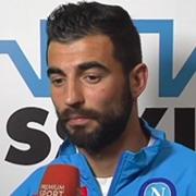 """Albiol: """"Contro il Milan sarà dura"""""""