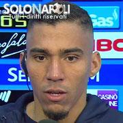 """Allan: """"Felice per il gol, perché ci ha dato la vittoria"""""""