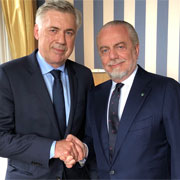 UFFICIALE: Ancelotti allenerà il Napoli