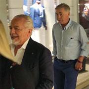 Week-end a Capri per DeLa e Ancelotti
