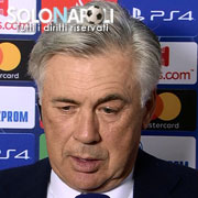 """Ancelotti: """"Conquistato un punto importante"""""""