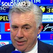 "Ancelotti: ""È stata una vittoria di carattere"""
