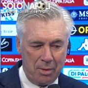 """Ancelotti: """"Una partita ben interpretata"""""""