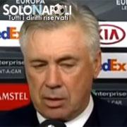 """Ancelotti: """"Contento della qualificazione"""""""