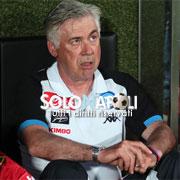 """Ancelotti: """"Soddisfatto della prova della squadra"""""""