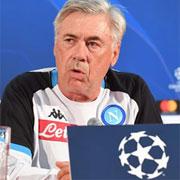 """Ancelotti: """"Vogliamo passare il turno"""""""