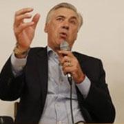 """Ancelotti: """"A Napoli sto da Dio"""""""