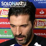 """Buffon: """"Un tempo a testa"""""""