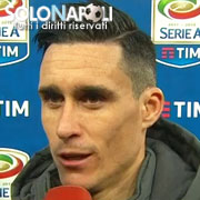 """Callejon: """"Felice di essere tornato al gol"""""""