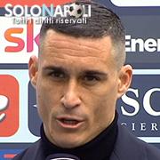 """Callejon: """"Napoli resterà sempre casa mia"""""""