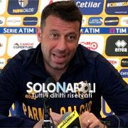 """D´Aversa: """"Il Napoli ha un potenziale enorme"""""""