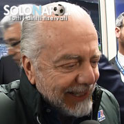 "De Laurentiis: ""Superiori, perché c"