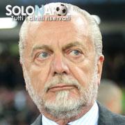 """De Laurentiis """"punge"""" Ancelotti"""