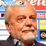 """De Laurentiis: """"Sabaly non verrà a Napoli"""""""