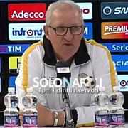 """Delneri: """"Al San Paolo ce la giocheremo"""""""