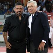 Gattuso è pronto a sostituire Ancelotti