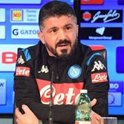 Il Napoli ha presentato Gattuso