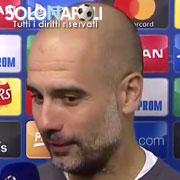 """Guardiola: """"Ma vista una squadra come il Napoli"""""""