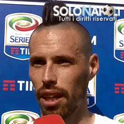 "Hamsik: ""Regalato un tempo all"