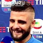 """Insigne: """"Cerco di ricambiare la fiducia di Ancelotti"""""""