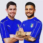 Italia-Svezia, Jorginho dall