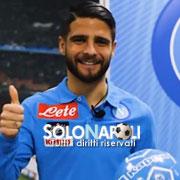 Insigne al Napoli fino al 2022