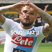 """Insigne: """"Tifoso del Napoli e di Napoli"""""""