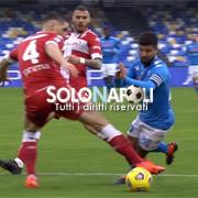 Multa di 5000 euro a Lorenzo Insigne