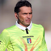 Torino-Napoli: arbitra Irrati