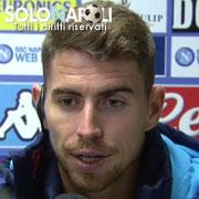 """Jorginho: """"Vittoria importante in chiave scudetto"""""""