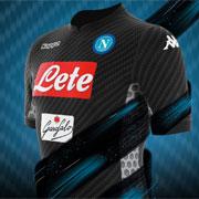 Ecco la quarta maglia del Napoli