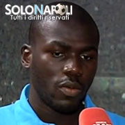 """Koulibaly: """"Mertens ha fatto un capolavoro"""""""
