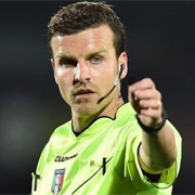 Napoli-Sampdoria: arbitra La Penna
