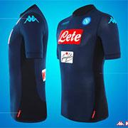 Ecco la terza maglia del Napoli