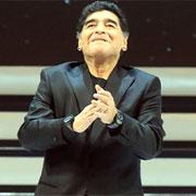 Maradona il 5 luglio a Piazza Plebiscito
