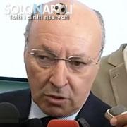 """Marotta: """"Ammirazione per Sarri e il Napoli"""""""