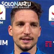 """Mertens: """"Felice di aver ritrovato il gol"""""""