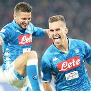 Il Napoli soffre ma vince