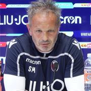 """Mihajlovic: """"Col Napoli vogliamo chiudere bene"""""""