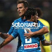 Il Napoli batte anche il Chievo
