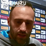 """Ospina: """"Avevo pensato di tornare in Colombia"""""""
