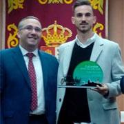 Fabian Ruiz premiato in Spagna