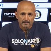 """Spalletti: """"Il Napoli è uno spot per il calcio"""""""